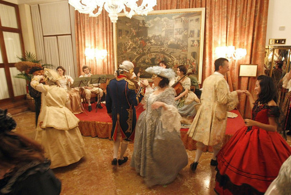 Венецианский карнавал масок. Изображение № 29.