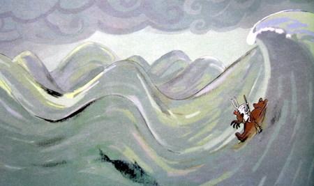 Ликующий сюрвкнижной иллюстрации Беатрис Родригес. Изображение № 15.