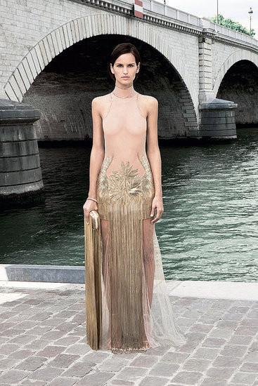Изображение 3. Показана новая кутюрная коллекция Givenchy.. Изображение № 19.