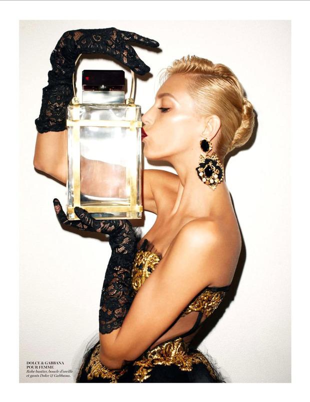 Вышли новые съемки из Bon, Flair, Vogue и других журналов. Изображение № 55.