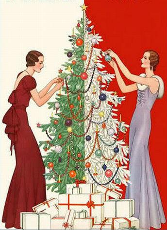 Новогодние fashion cards. Изображение № 25.