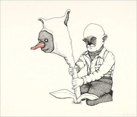 Фиктивная анатомия Джона Кейси. Изображение № 9.