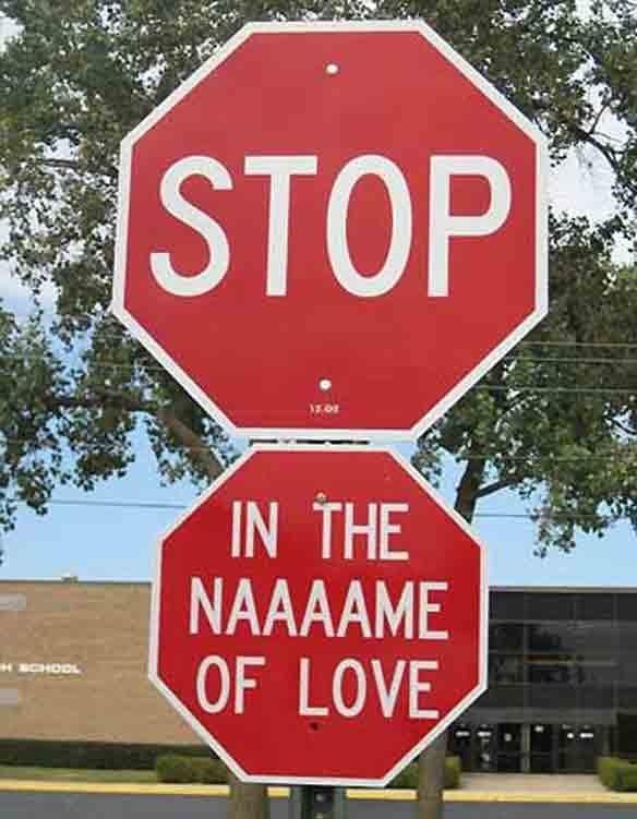 STOP SIGN. Изображение № 3.