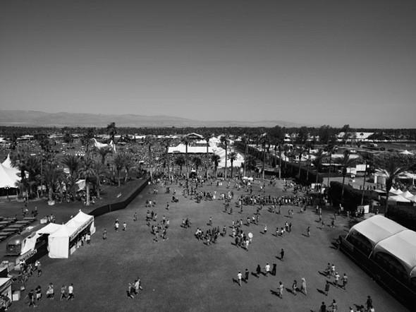 Эди Слиман запечатлел фестиваль Coachella. Изображение № 2.
