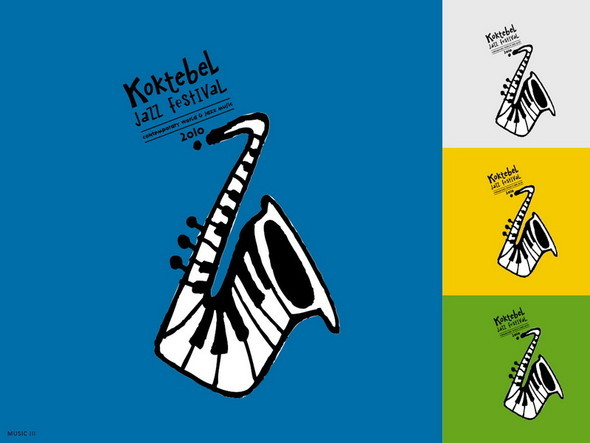 Koktebel Jazz Fest & Sekta: Festival Graphic Contest. Изображение № 71.