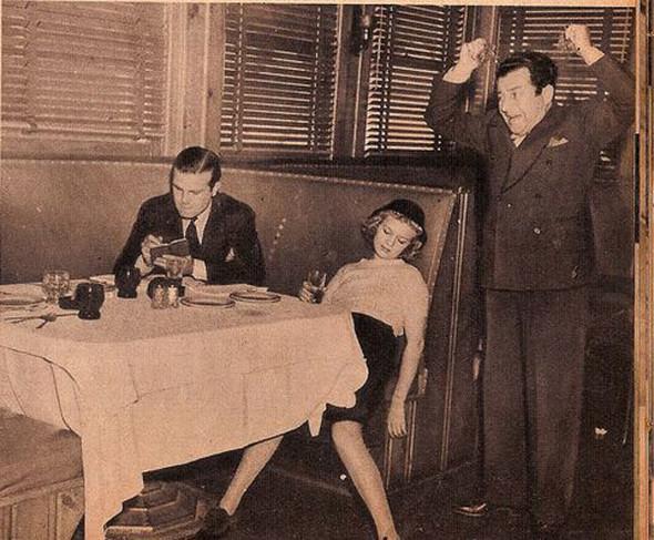 Как завоевать мужчину, вырезки из журнала 1938 года. Изображение № 12.