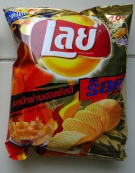 Несъедобное съедобно - какие бывают чипсы. Изображение № 17.