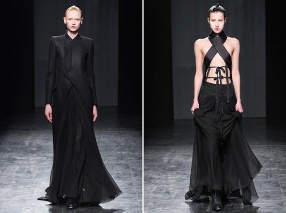 Показы Paris Fashion Week FW 2012: День 2. Изображение № 4.