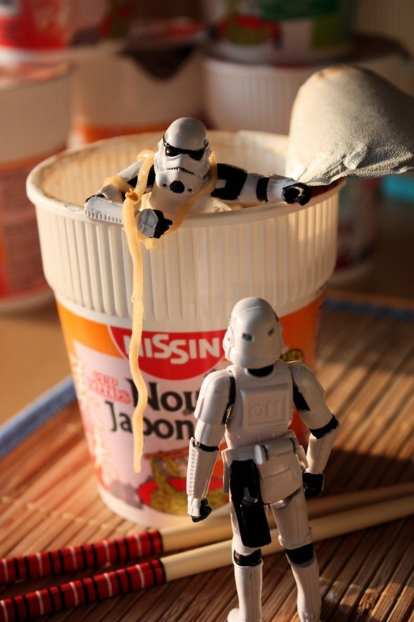 Stormtroopers day off. Изображение № 4.