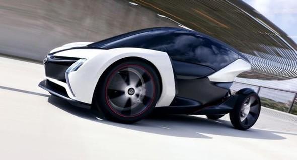 Новый электромобиль Opel. Изображение № 1.