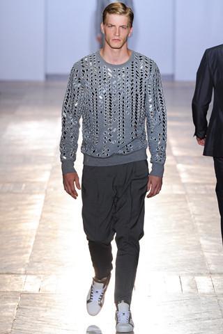 Неделя мужской моды в Париже: День 2. Изображение № 47.