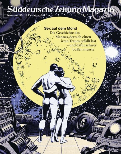 Самые красивые обложки журналов в 2011 году. Изображение № 95.