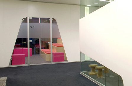 Офис дляEngine отстудии Jump Studios. Изображение № 7.