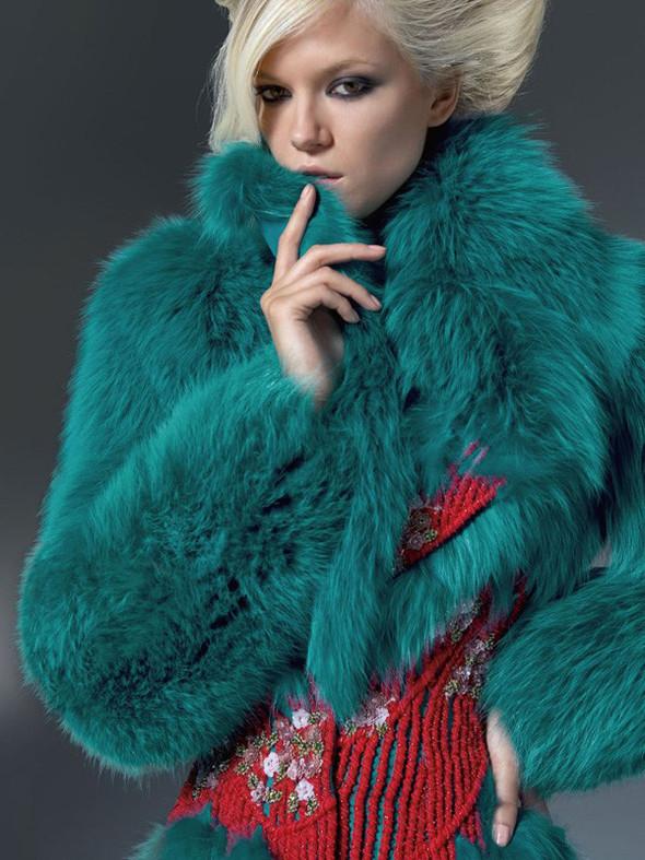 Лукбук: Atelier Versace FW 2011. Изображение № 5.