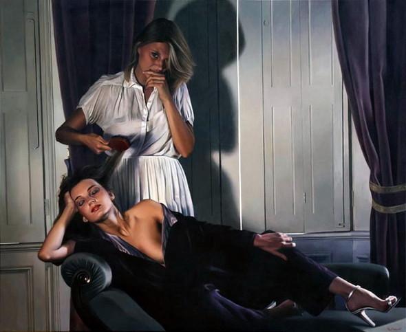 Томная сексуальность от Пола Робертса. Изображение № 5.