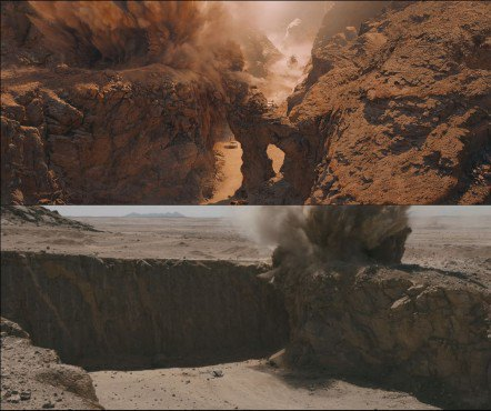 Фото: как делали спецэффекты в «Безумном Максе» . Изображение № 22.