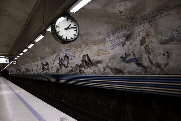 Шведский метрополитен. Изображение № 36.