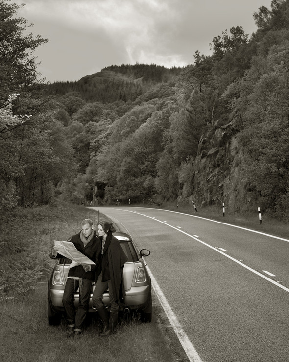 Изображение 14. Альберт Уотсон - шотландский фотограф, покоривший мир.. Изображение № 14.