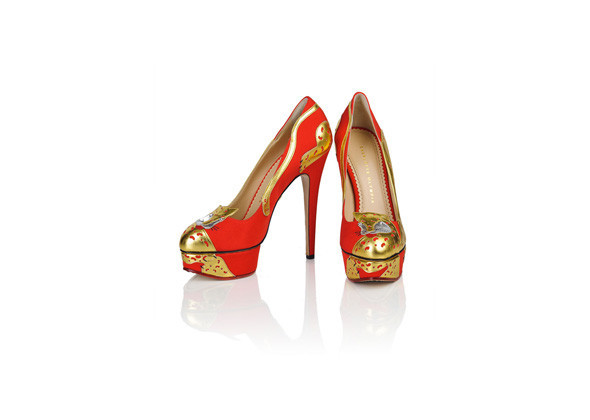 Туфли Charlotte Olympia, Ready-to-wear.ru . Изображение № 94.