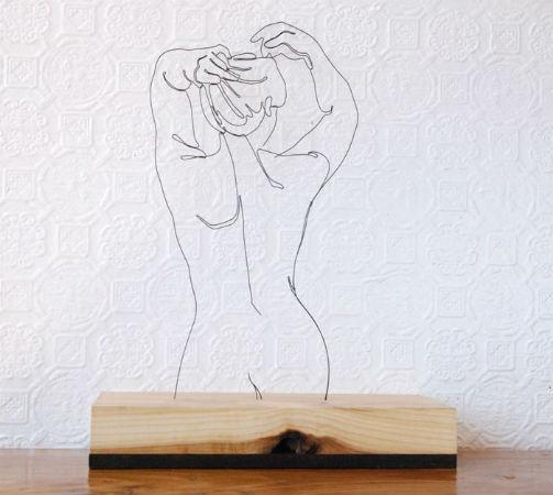 10 художников, создающих оптические иллюзии. Изображение № 32.