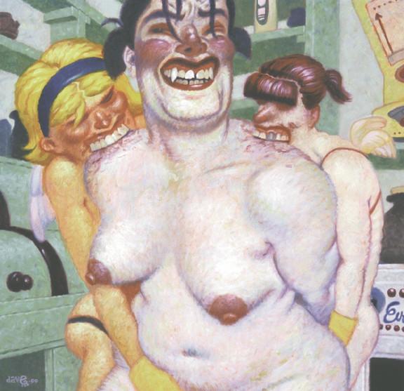 Изображение 8. Нетипичный комикс.. Изображение № 7.