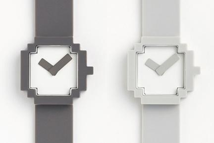 Icon Watch – 8-ми битные часы. Изображение № 1.