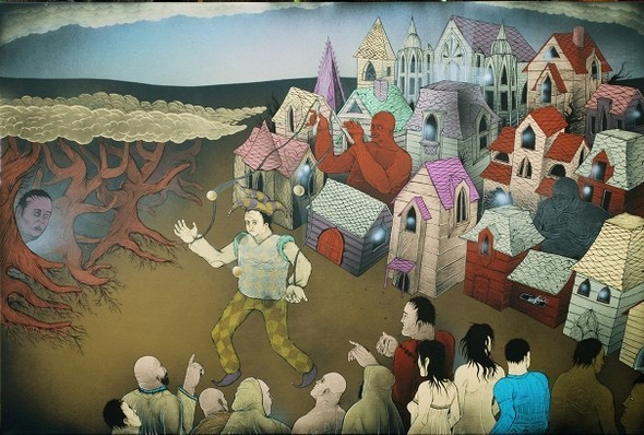 Средневековый экстрим. Изображение № 2.
