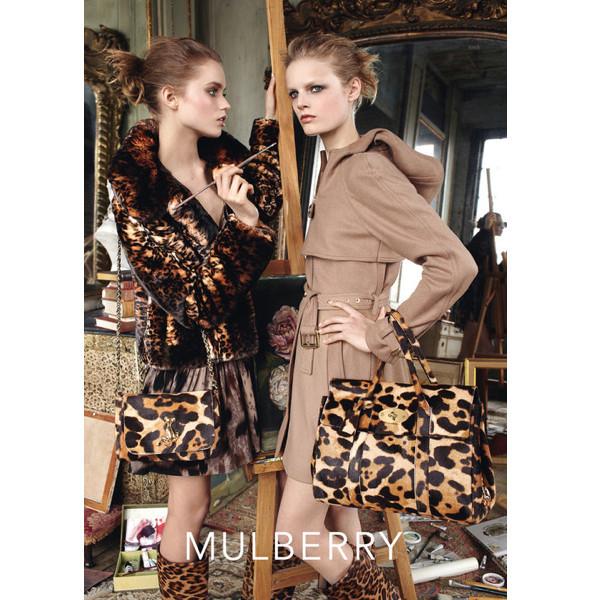 Новые рекламные кампании: Etro, Mulberry и другие. Изображение № 16.