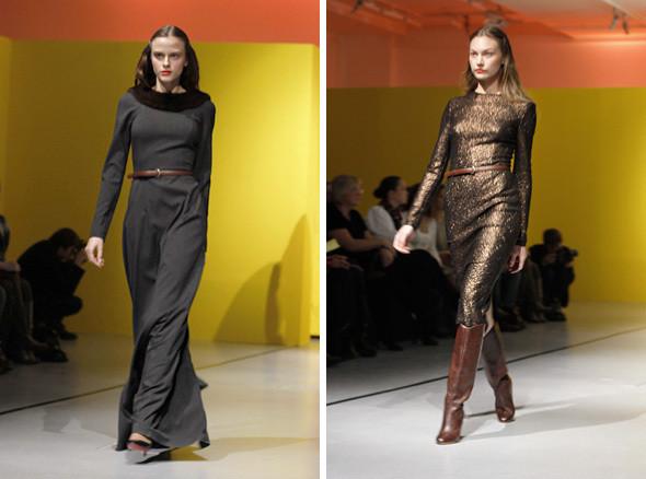 Изображение 3. Lena Vasilyeva FW 2011: готовое платье.. Изображение № 4.