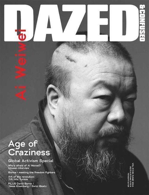 Изображение 3. Обложки: Dazed & Confused, i-D и V.. Изображение № 1.