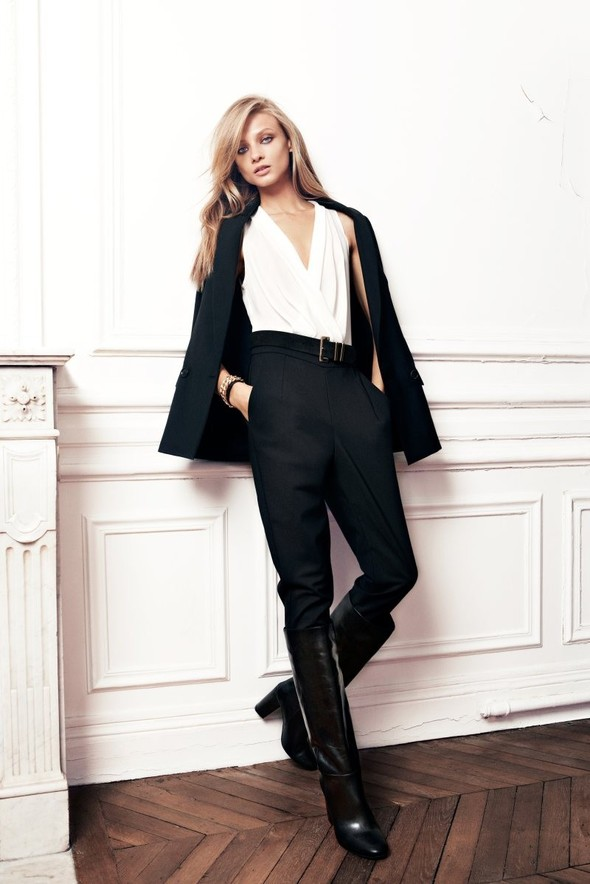 Лукбуки: H&M, Free People, Mango и Zara. Изображение № 36.