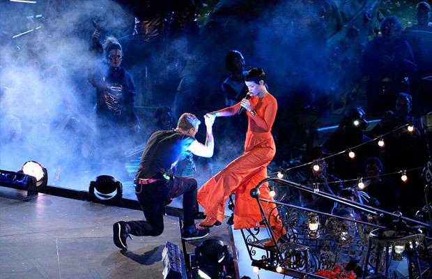 Coldplay, Джей-Зи и Рианна выступили вместе на закрытии Паралимпиады. Изображение № 3.
