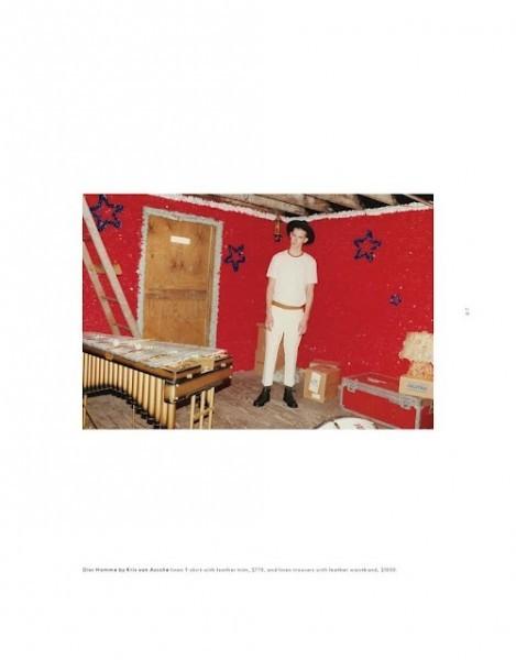 Мужские лукбуки: Barneys, Dior Homme, Opening Ceremony и Pierre Balmain. Изображение № 19.