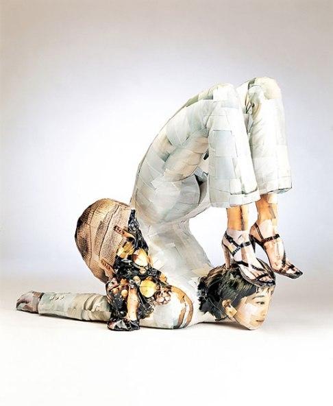 Фотоскульптуры Гвона Осанга. Изображение № 25.