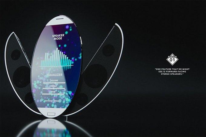 Samsung запустила сайт с пародийными концептами Galaxy S6 . Изображение № 1.