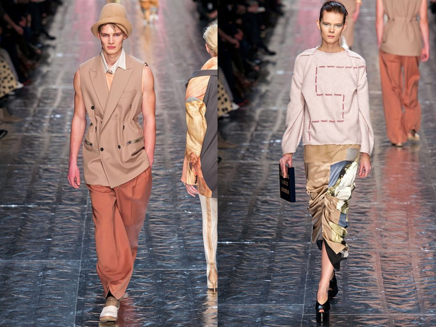 Неделя моды в Париже: Дни 5 и 6. Изображение № 1.