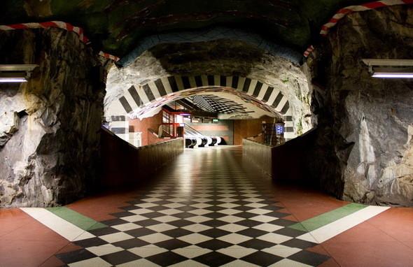 Изображение 26. Не Москва. Подземные улицы городов со вкусом.. Изображение № 26.