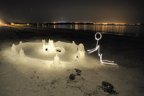 Light Painting by Christopher Hibbert. Изображение № 3.