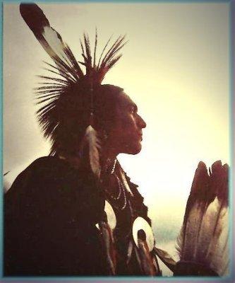 Эдвард Кертис. индейская мечта. Изображение № 15.