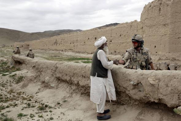 Афганистан. Военная фотография. Изображение № 252.