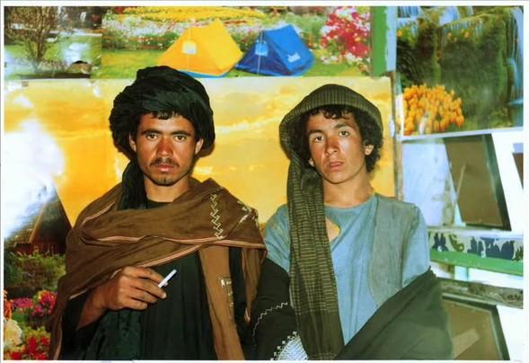 Талибан – ретушированная красота смерти. Изображение № 37.