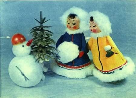Новогодняя ирождественская открытка. Изображение № 31.