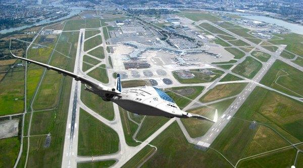 Дизайнер показал проект самолёта будущего. Изображение № 9.