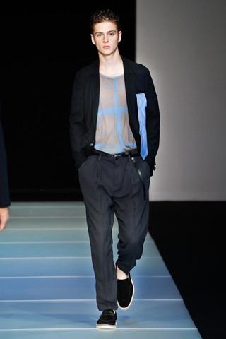 Изображение 17. Мужская неделя моды в Милане: мнения.. Изображение № 33.