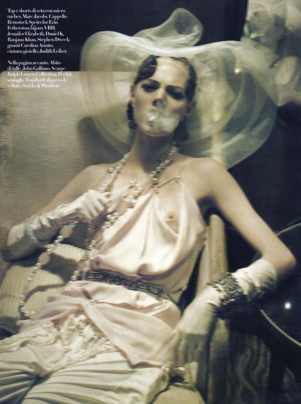 Vogue Italia March 2010. Изображение № 5.