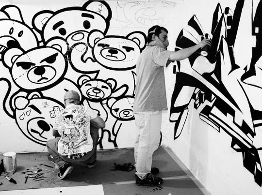 PBK9, художественная выставка в Лозанне, Швейцария. Изображение № 37.