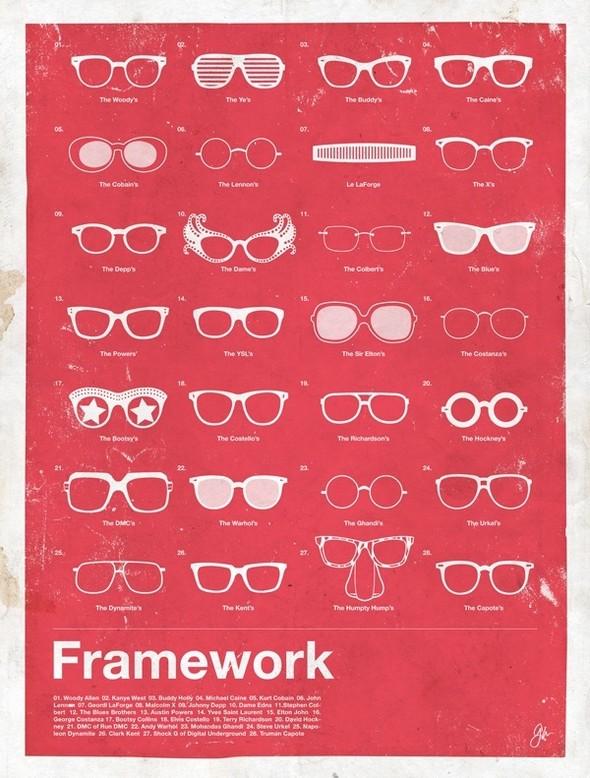 Очки-иконы. Изображение № 1.
