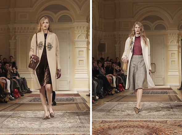 Изображение 10. A'la Russe FW 2011: пальто в пол и широкие брюки.. Изображение № 10.