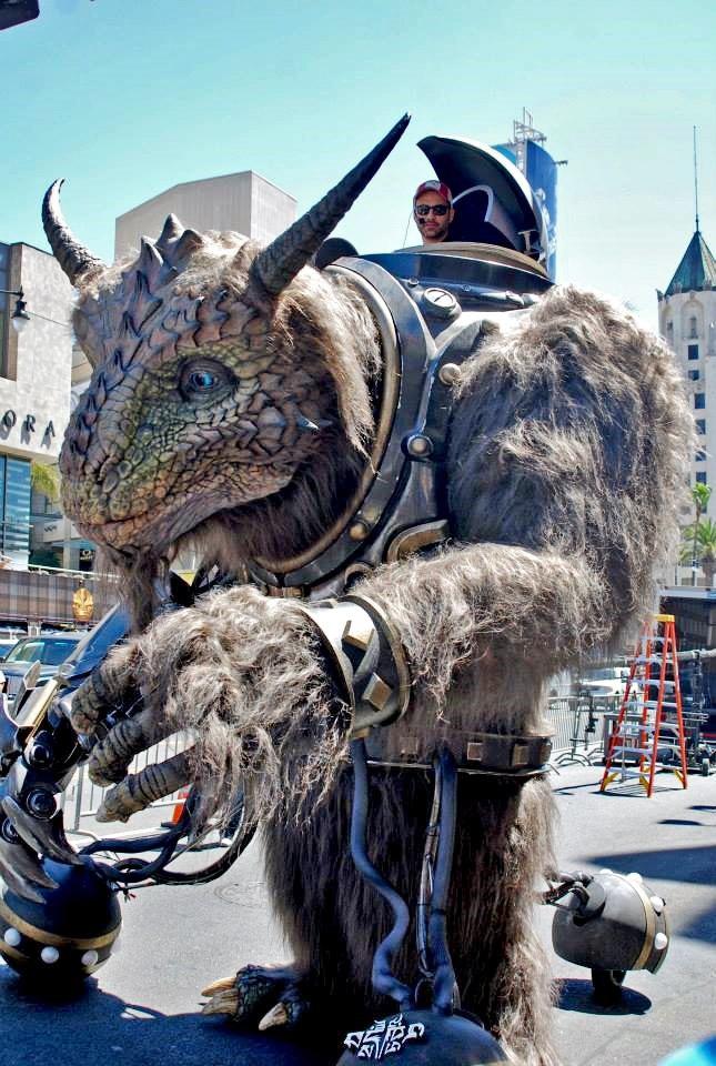 Stratasys рассказала о работе над монстром для Comic-Con . Изображение № 5.