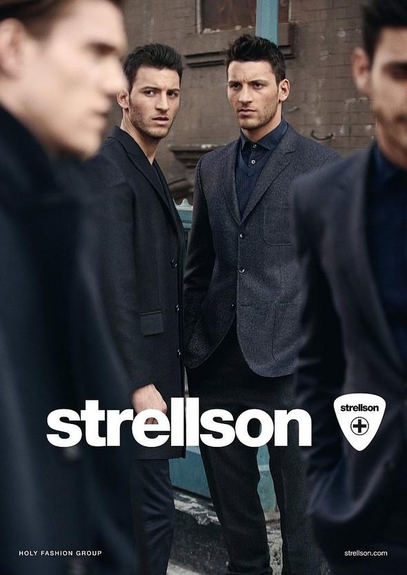 Кампания: Strellson Осень / Зима 2011 - 2012. Изображение № 2.